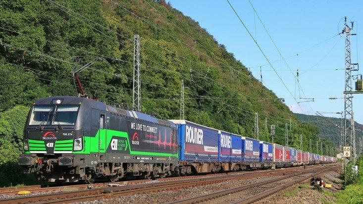 TX Logistik crește numărul de trenuri între Koln și Curtici