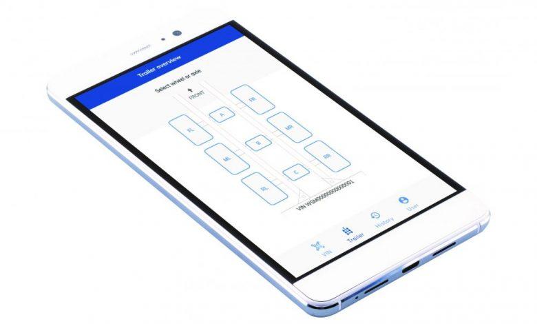 Schmitz Cargobull lansează aplicația TrailerConnect TyreManager