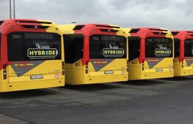 Comandă pentru 64 de autobuze hibrid Volvo 7900 S-Charge