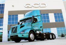 Cea mai mare comandă de până acum pentru camioane electrice Volvo