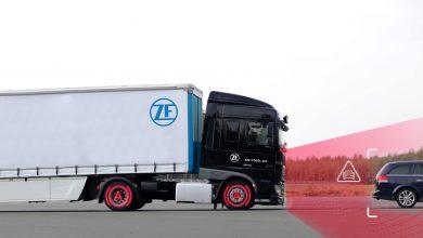 OnGuardMAX, cel mai avansat sistem de frânare automată ZF pentru vehicule comerciale