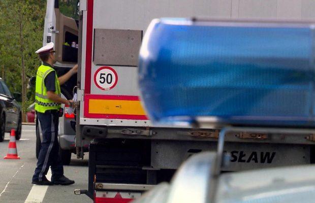 3.000 de amenzi după noile restricții pentru camioane din Tirol