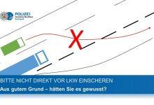 Apel al poliției germane: Nu mai tăiați calea camioanelor!