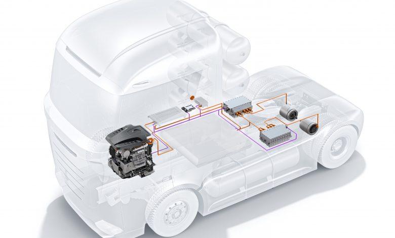 Bosch, parteneriat pentru celule de combustie cu Qingling Motors