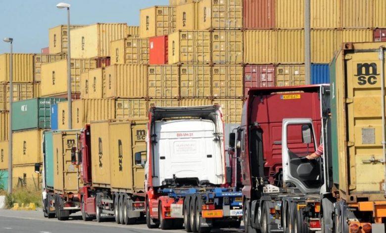 O nouă parcare pentru camioane se construiește în Portul Antwerp