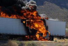 Studiu: Care sunt principalele cauze ale incendiilor la camioane