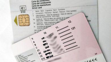 Reținerea permiselor ar putea fi recunoscută în toate țările Uniunii Europene