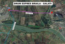 Drumul expres dintre Brăila și Galați devine realitate