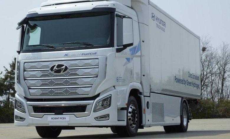 Hyundai XCIENT Fuel Cell va fi folosit și în Olanda