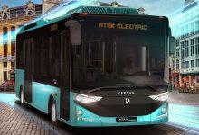 Karsan va livra 10 autobuze electrice Atak la Mangalia