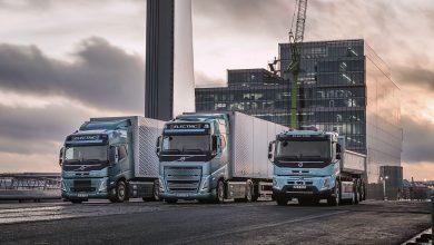 Volvo oferă noi detalii despre noile modele FH Electric și FM Electric