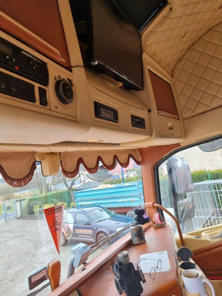 Volvo FH16 cu cabină Globetrotter XXXL (FOTO)