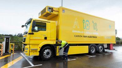 Un model MAN eTGM este primul camion electric livrat în Spania