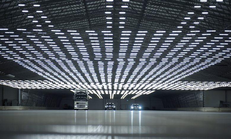 AstaZero Dry Zone, cel mai mare circuit acoperit pentru testarea vehiculelor autonome