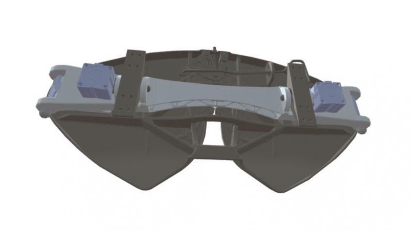 Un nou tip de șa de cuplare, care împiedică răsturnarea autotractorului odată cu semiremorca