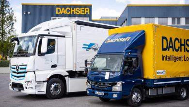 DACHSER va face livrări cu vehicule electrice în 11 orașe europene