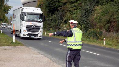 Bilanțul acțiunii de control a camioanelor, din regiunea Tirol