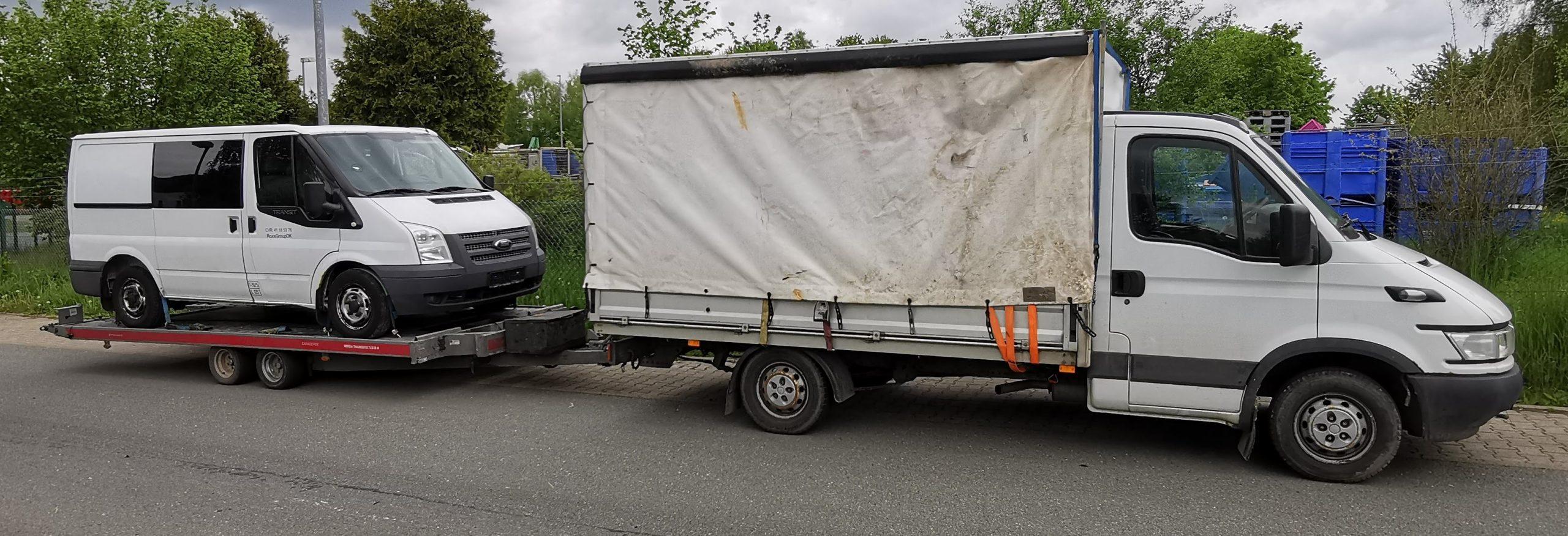 Controale privind camioanele supraîncărcate pe A7, în Germania