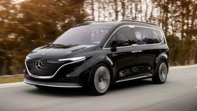 Conceptul EQT anunță viitorul Mercedes Clasa T