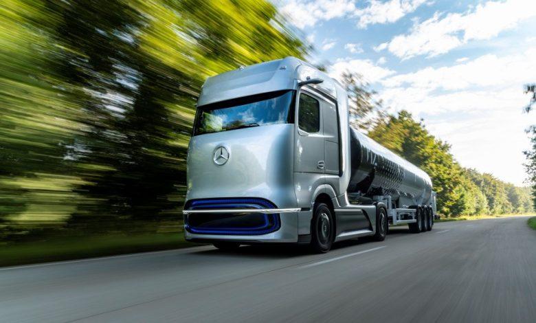 Daimler și Shell, rețea de alimentare cu hidrogen între Rotterdam, Koln și Hamburg