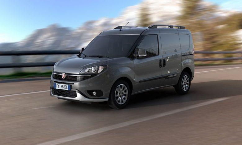 Noul Fiat Doblo poate fi comandat