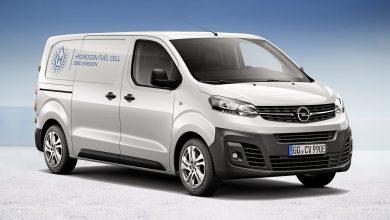 Opel Vivaro-e HYDROGEN, alimentare în 3 minute pentru 400 km autonomie
