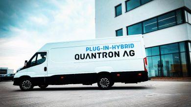 Quantron oferă și o versiune plug-in hibrid a autoutilitarei electrice Q-Light