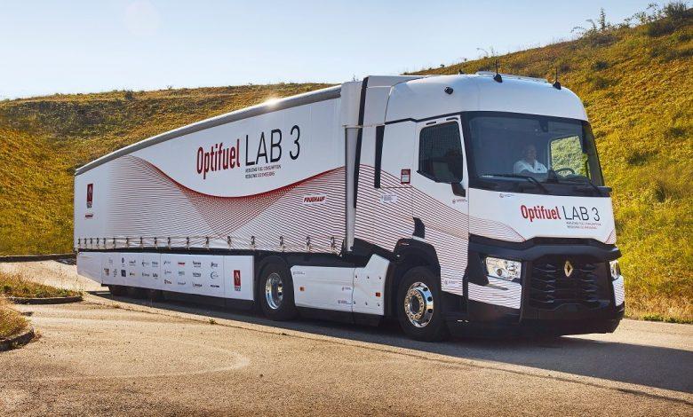 Renault Optifuel Lab 3 a obținut un consum mai mic cu 12,5%