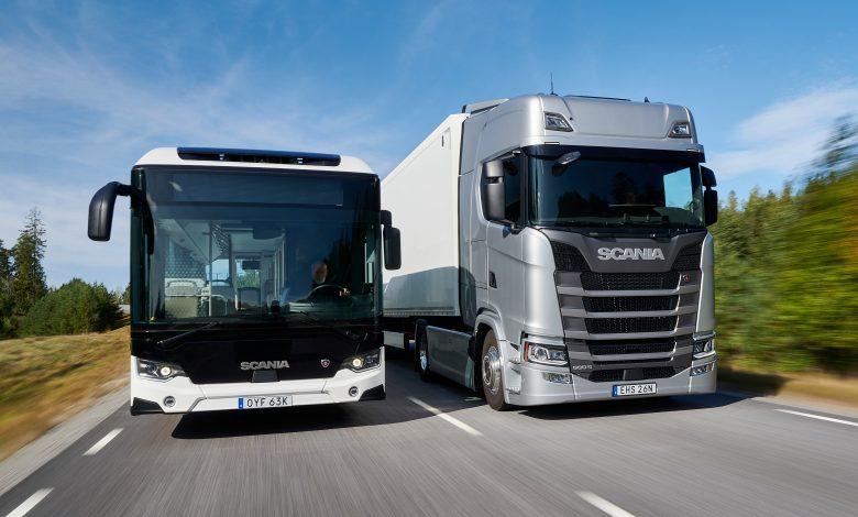 Scania se reorganizează pentru a se adapta la noile tehnologii și modele de business