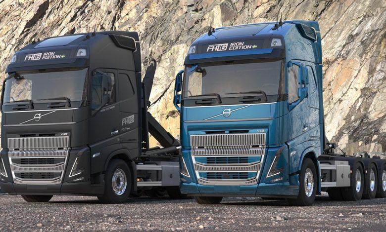Volvo FH16 Iron Edition: puterea se combină cu confortul