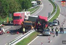 Șofer de camion și-a piedut viața într-un accident rutier, în Cehia