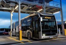 Comandă pentru 54 de autobuze electrice Mercedes eCitaro