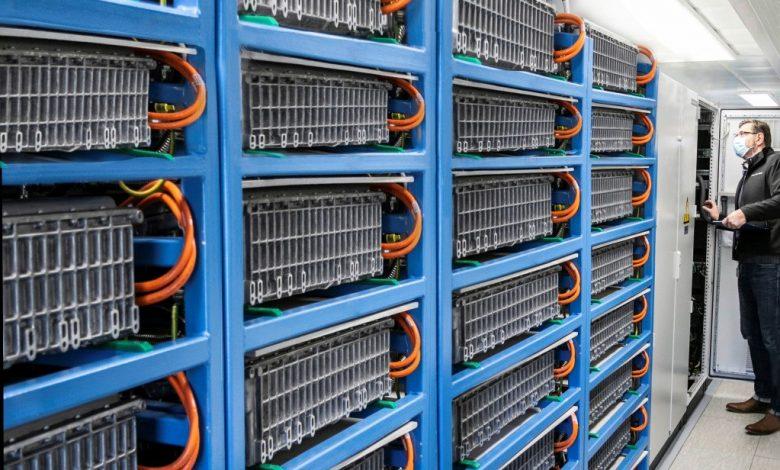 A doua viață pentru bateriile vechi ale autobuzelor electrice eCitaro