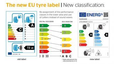 Noua etichetă UE pentru anvelope de camioane și autobuze