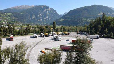Italia: Restricții suplimentare pentru camioane pe autostrada A22 Brenner