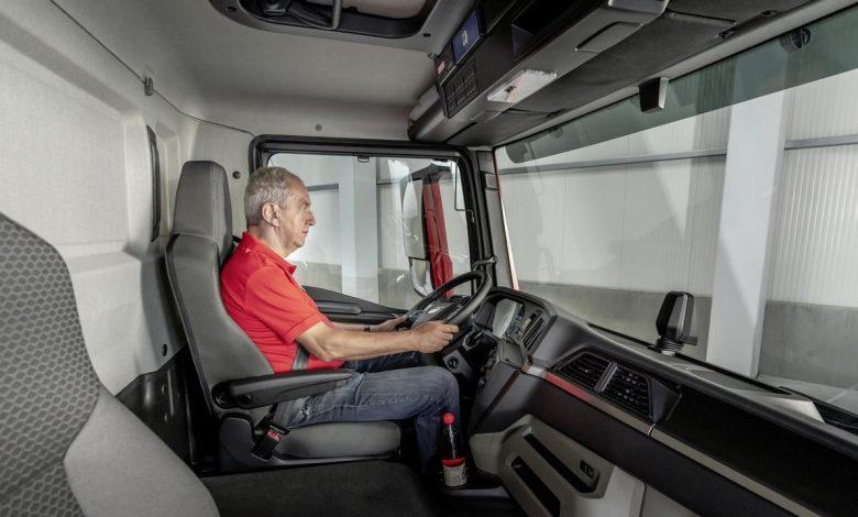 Vârsta medie a șoferilor de camioane crește de la an la an