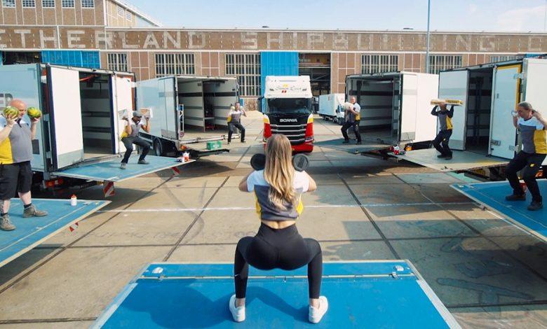 Fix ce recomandă doctorul: exerciții fizice pentru șoferii de camion