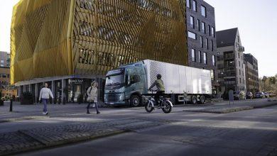 Ce sunete suplimentare emit camioanele electrice Volvo (VIDEO)