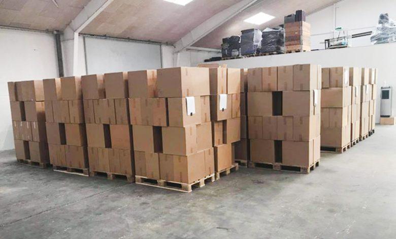 10 milioane de țigări de contrabandă depistate într-un camion, în Danemarca