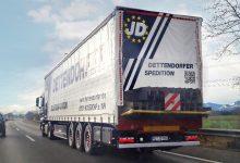 Un nou spate pentru remorcile Schwarzmüller, pentru mărfuri extra-lungi