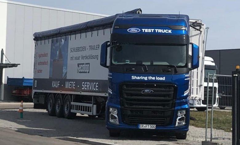 Ford Trucks și-a ales importatorul din Germania