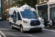 Ford și Hermes încep un proiect pilot cu furgonete autonome