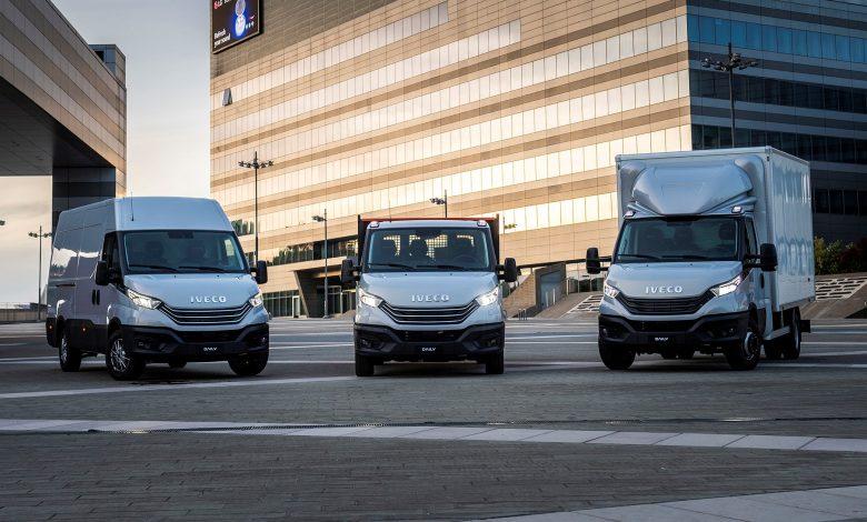 IVECO Daily 2021: actualizări la motoare, suspensie, cutie de viteze și scaune