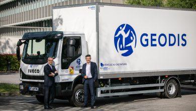 GEODIS cumpără 200 de vehicule IVECO alimentate cu biogaz