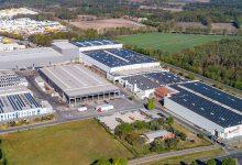 Krone a dublat capacitatea de producție a gamei Dry Liner la Herzlake