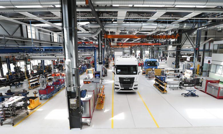 MAN e-mobility Center: MAN testează producția de serie a camioanelor electrice