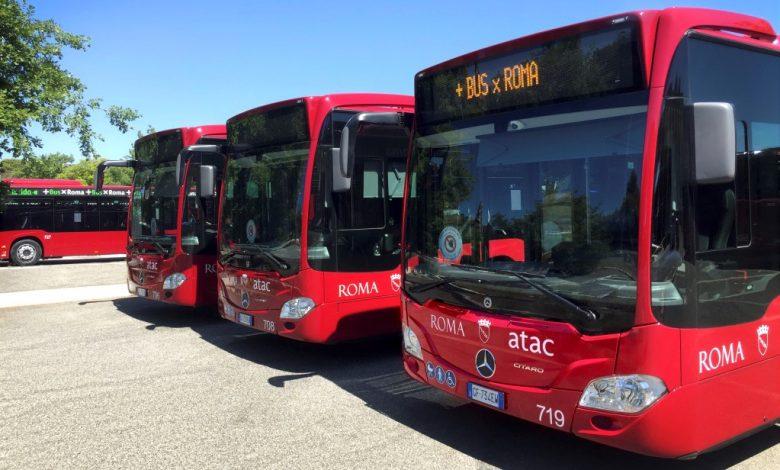 Comandă pentru 100 de autobuze Citaro hybrid la Roma