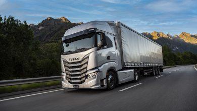IVECO S-WAY vine cu motoare noi și un consum redus cu 3%