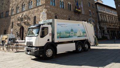 Renault D Wide ZE este primul camion electric din Italia