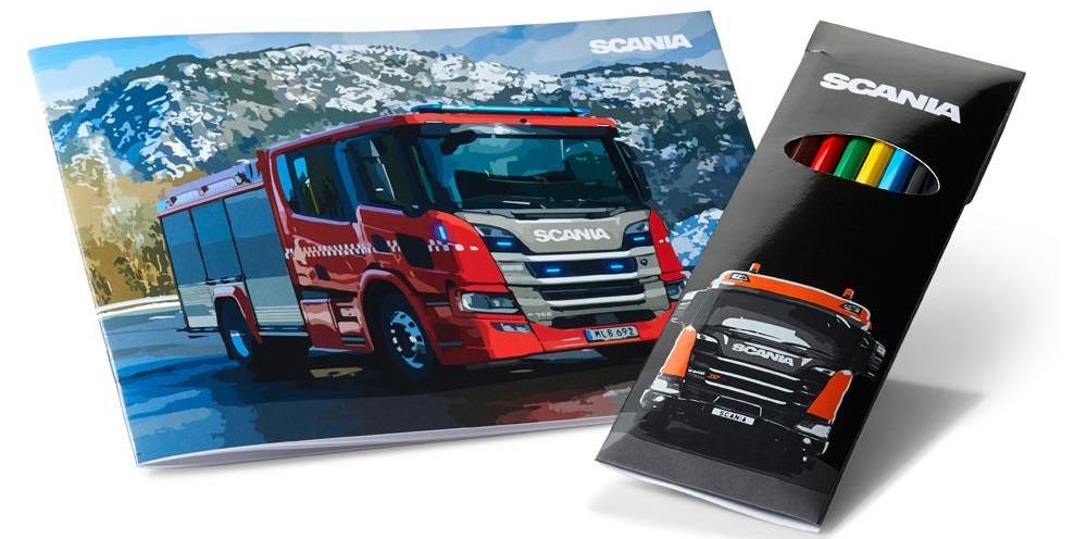 Special 1 iunie: Cadouri pentru copii de la producătorii de camioane